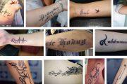 Font chữ Tattoo