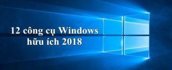 Công cụ Windows