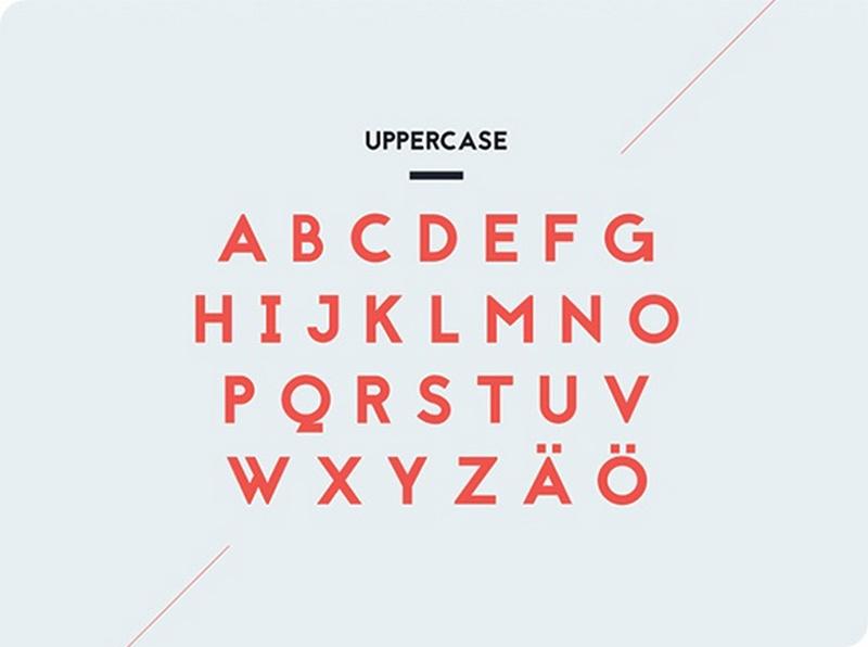 Một số font chữ theo phong cách Vintage dùng trong thiết kế