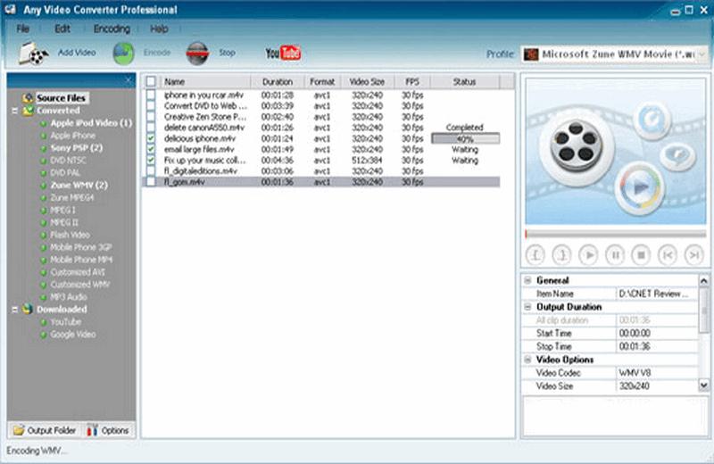 chuyển đổi YouTube sang MP3