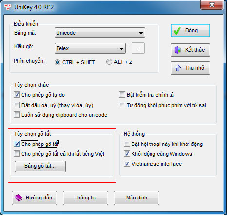 Bật mí mẹo sử dụng Unikey cực hữu ích không nên bỏ qua
