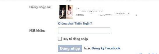 Lấy lại mật khẩu facebook bằng chứng minh thư nhân dân khá phức tạp