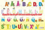 Nguyên âm là gì? Bảng Chữ Cái Tiếng Việt có bao nhiêu nguyên âm?